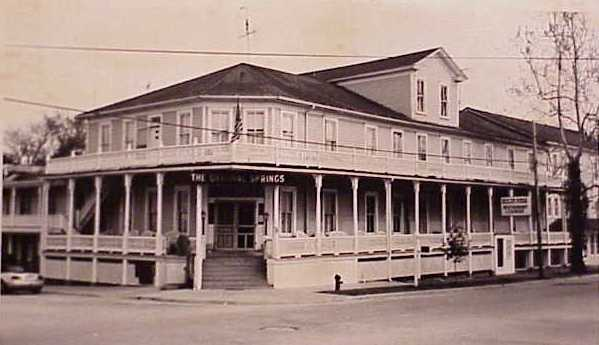 Original Mineral Springs Hotel & Spa